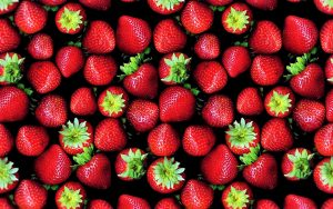 Las fresas ayudan a adelgazar