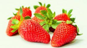 Las fresas y sus propiedades