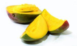 El mango rico en vitaminas