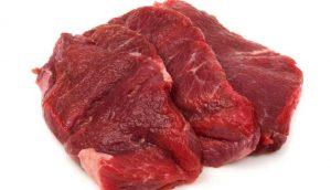 Carne roja y colesterol alto