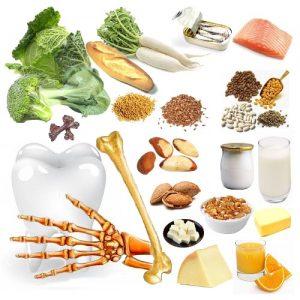 Beneficios del fosforo para los huesos y dientes