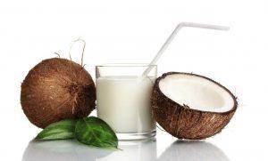 leche de coco propiedades y beneficios