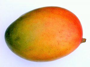 Frutas tropicales mango