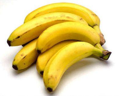 Frutas tropicales platano