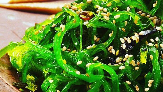 Las algas tienen muchos nutrientes que tienen beneficios para lahellip