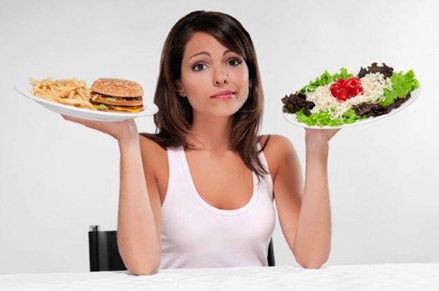 Empieza una dieta saludable
