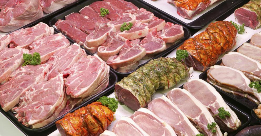 Los alimentos altos en grasa