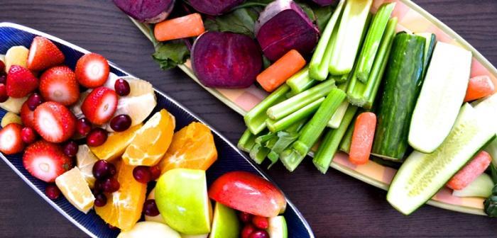 Verduras y frutas pierden su valor nutricional al ser troceadas