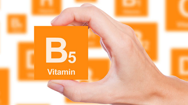 vitamina b5 beneficios