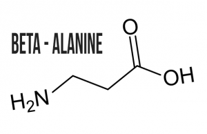 beta alanina propiedades