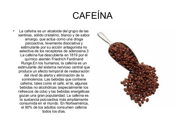 Cafeína beneficios
