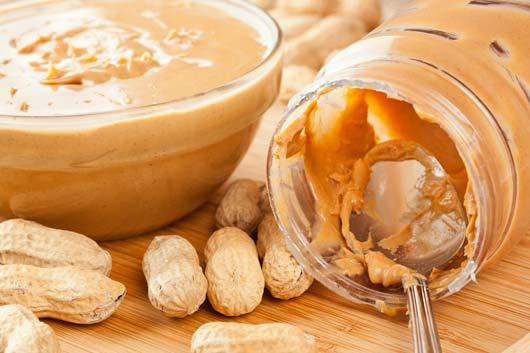 Mantequilla de cacahuete beneficios