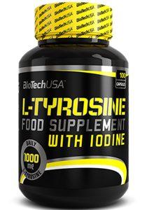comprar L-tirosina biotech usa 100 capsulas