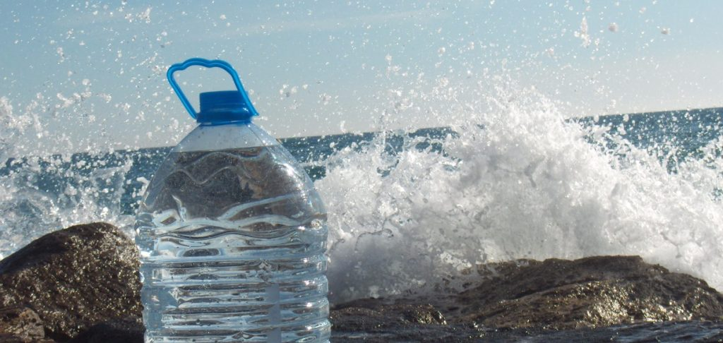 Agua de mar beneficios