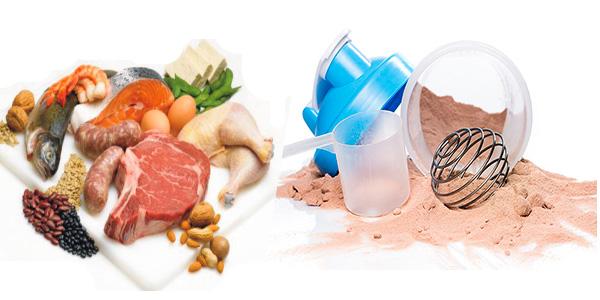 Proteinas en el desayuno