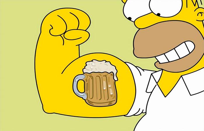 cerveza para deportistas