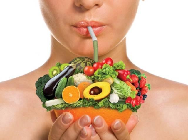 Nutrientes que necesitamos