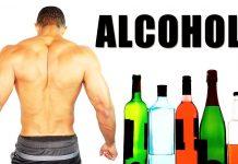 Como afecta el alcohol en el entrenamiento