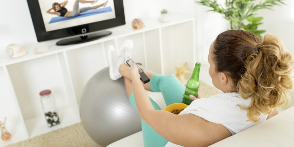 ¿Eres un deportista sedentario?