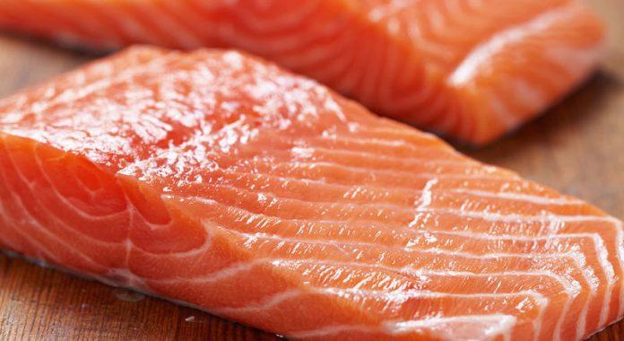 Salmon para deportistas
