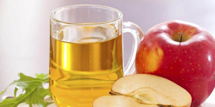 vinagre de manzana beneficios