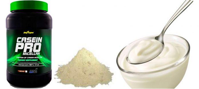 caseina proteina