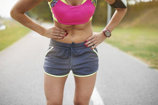 Acidez estomacal durante un entrenamiento