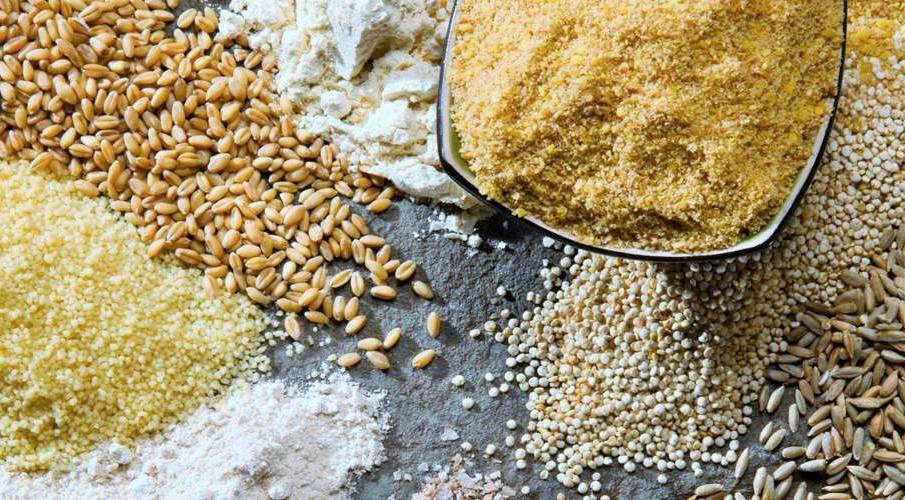 Beneficios de los granos enteros para la salud