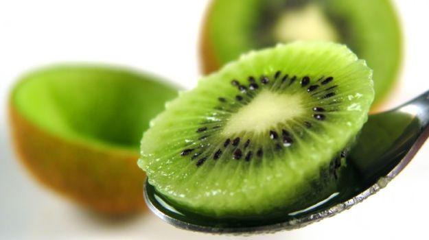 Kiwi rico en vitaminas