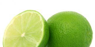 Lima rica en vitamina C