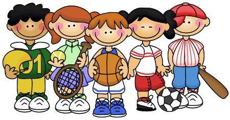 Resultado de imagen de niños haciendo deporte