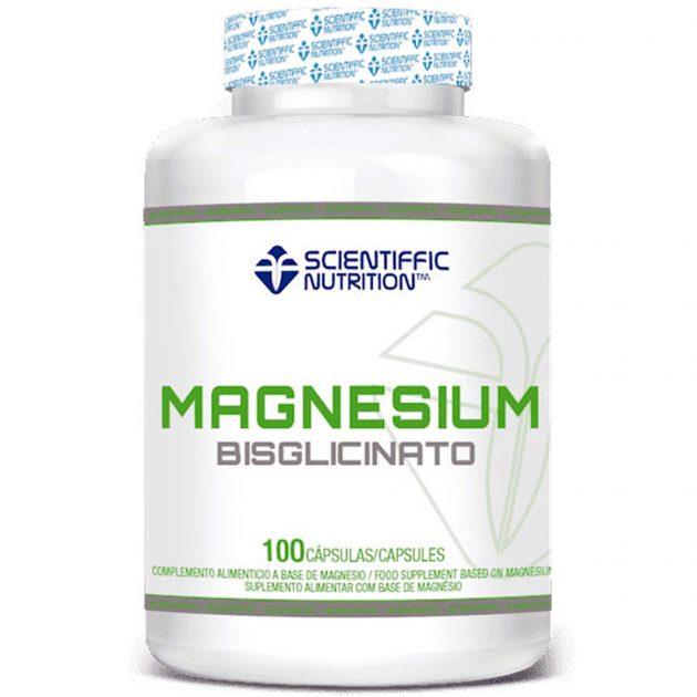 Magnesio en capsulas