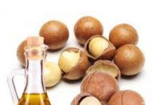 nueces de macadamia aceite