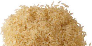 arroz vaporizado