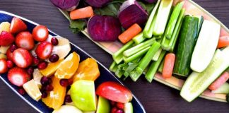 verdura y fruta