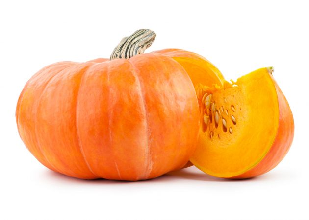 calabaza naranja