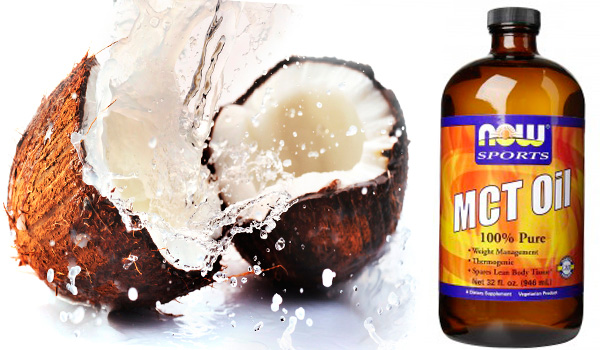 Aceite mct aceite coco
