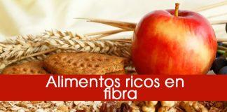 Ricos en fibra y bajos en carbohidratos