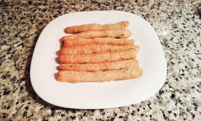 Receta de rosquilletas de espelta