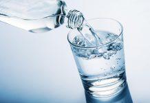 Agua beber
