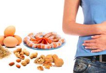 Alimentos comunes que pueden provocar sensibilidad