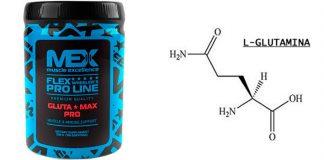 L-glutamina suplemento deportivo