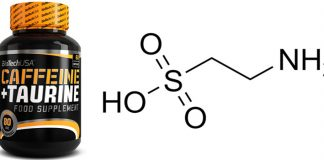 Taurina aminoacido propiedades