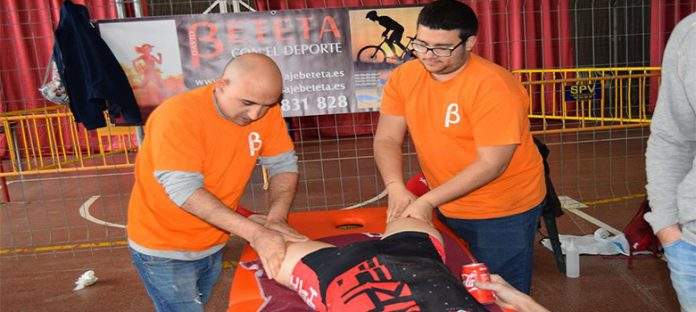 masaje deportivo beneficios