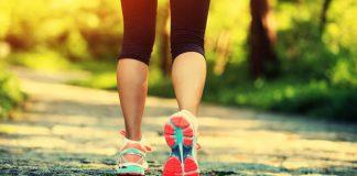 Caminar para mantenerse delgado