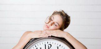 La necesidad de horas de sueño