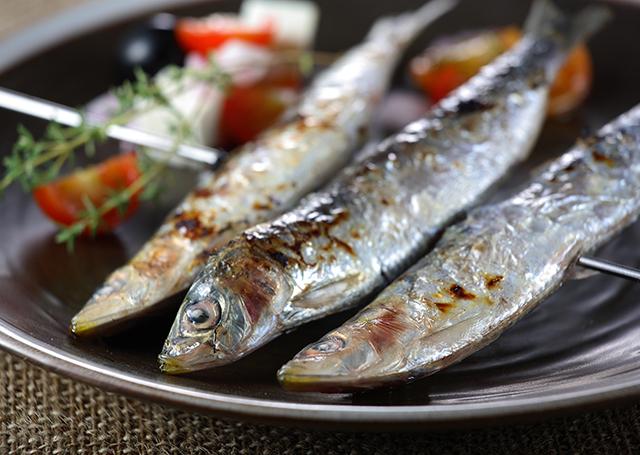 Sardinas fuente de omega 3