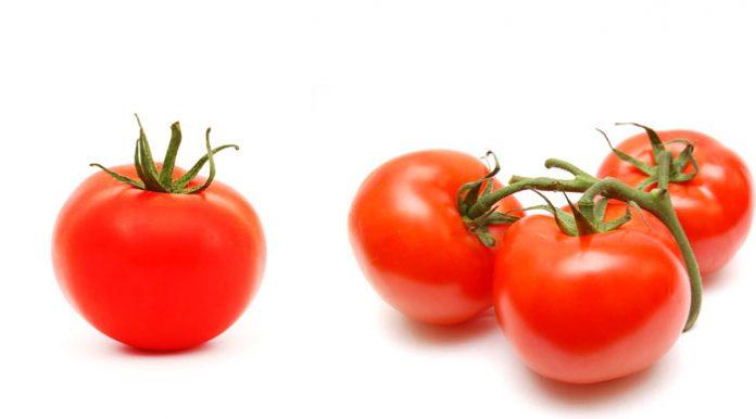 tomates calorias