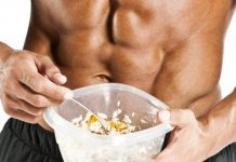 Proteina para los musculos