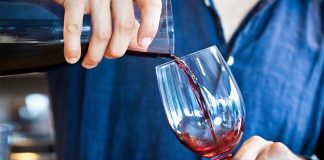 ingesta moderada de alcohol